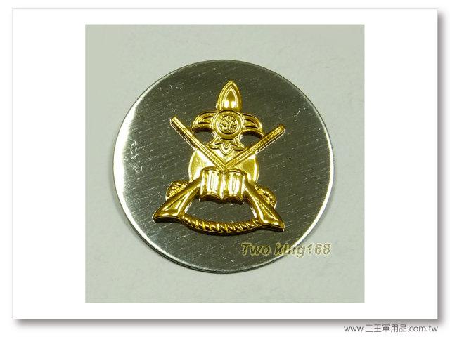 60年代早期領章(憲兵)(鋁質)(老K領章)一個100元