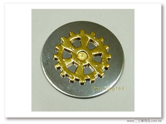 60年代早期領章(運輸)(鋁質)(老K領章)一個100元