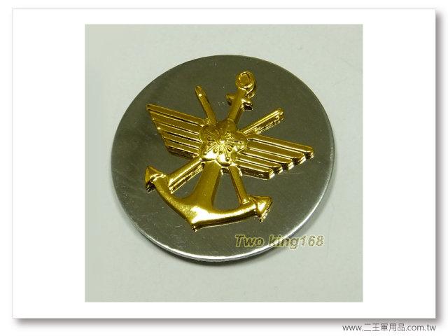 60年代早期領章(政工)(鋁質)(老K領章)一個100元
