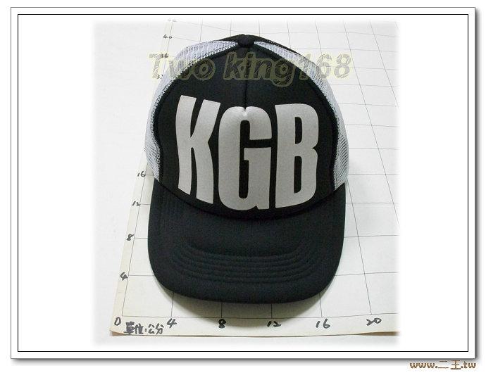 ★KGB透氣網帽NO.3-14★Cosplay★軍帽★小帽★棒球帽★闊邊帽★八角帽★潮流
