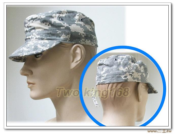 ★美軍ACU數位迷彩軍帽NO.3-23★Cosplay★軍帽★小帽★棒球帽★闊邊帽★八角帽★潮流