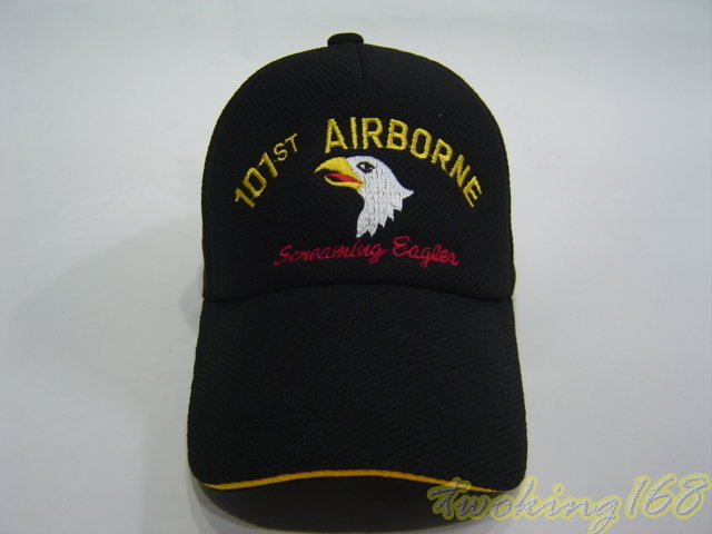 ★101空降師小帽NO.2-13★Cosplay★軍帽★小帽★棒球帽★闊邊帽★八角帽★潮流