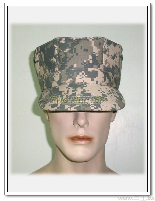 ★☆ACU數位迷彩八角帽★☆Cosplay★☆軍帽★☆小帽★☆棒球帽★☆闊邊帽★☆八角帽★☆潮流
