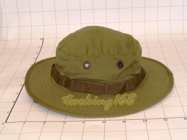 ★綠色硬邊擴邊帽(十字格布)★Cosplay★軍帽★小帽★棒球帽★闊邊帽★八角帽★潮流