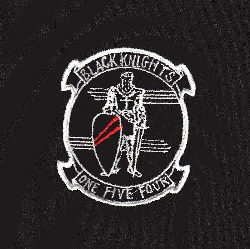 ★美國空軍黑騎士中隊排汗衫電腦刺繡NO.2★Cosplay★T恤★排汗衫★陸軍★海軍★空軍