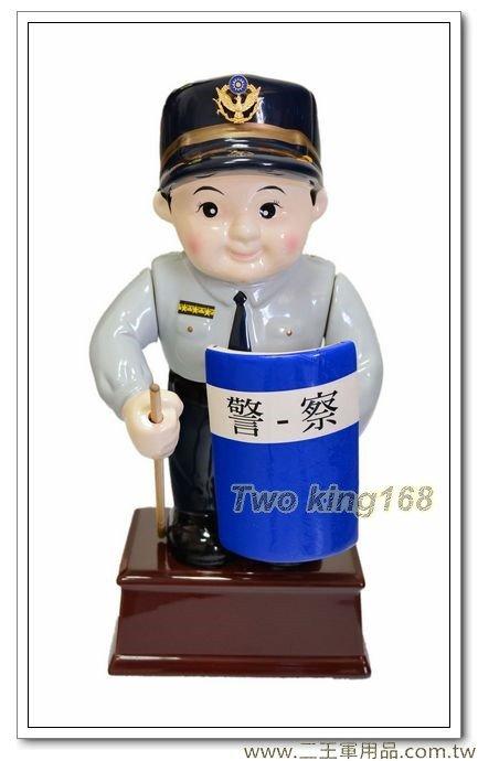 鎮暴警察娃娃陶瓷存錢筒 (限店內自取)