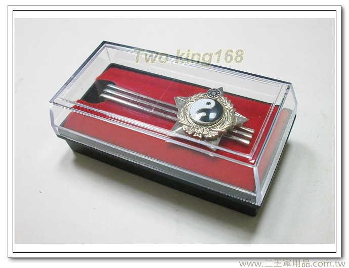 t31國防大學空軍學院高級領夾+膠盒