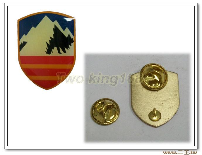 十軍團紀念徽(銅質bg6-1)
