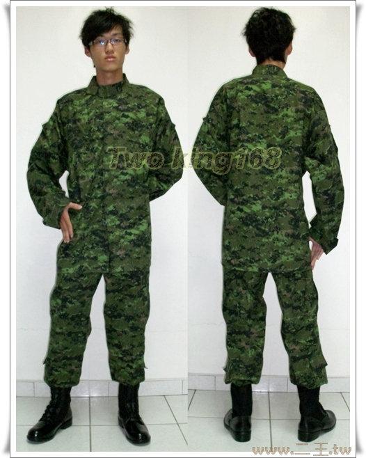 ★☆加拿大數位迷彩服上衣(特戰版)☆迷彩服★☆迷彩褲★☆生存遊戲★☆軍事風格★