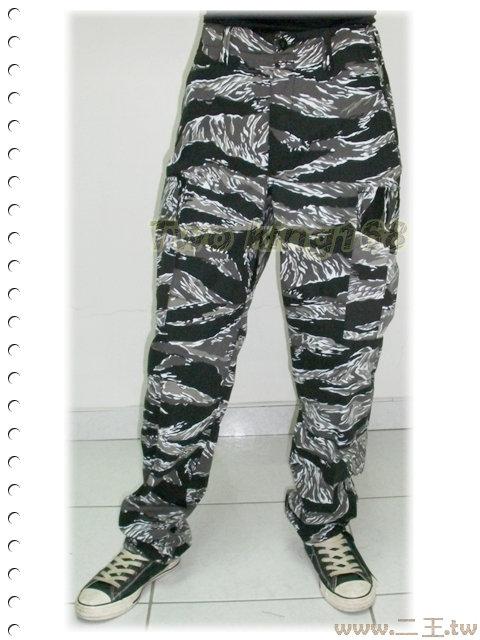 ★☆城市虎斑迷彩褲★☆迷彩褲★☆生存遊戲★軍褲 野戰褲