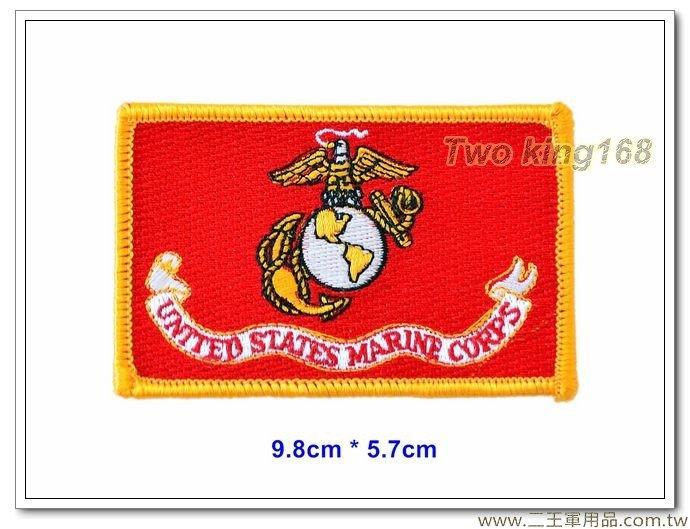 美國海軍陸戰隊胸章 【國外8-14】一個80元