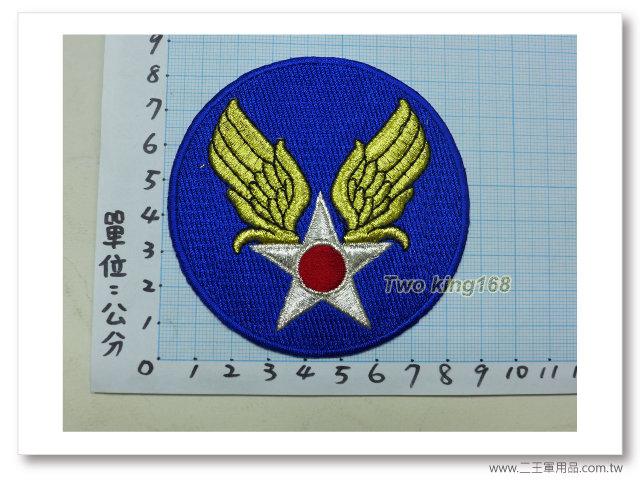 -二戰美國陸軍航空隊臂章-國外439-100元