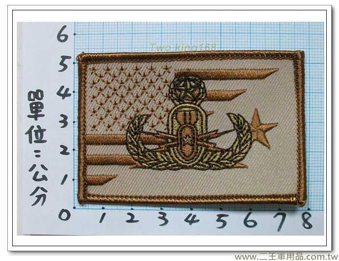 美國陸軍未爆彈處理小組-美國高級爆破章(沙色)-國外412-1-70元