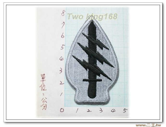 二王軍警用品★☆5-1-4美國陸軍特種部隊ACU數位迷彩(綠扁帽臂章) 美軍