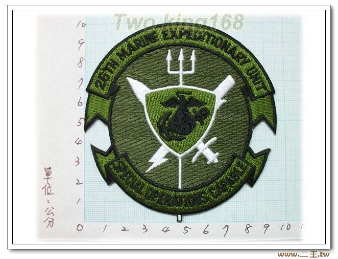 美國海軍陸戰隊第26遠征軍5-26-2★☆美國海軍陸戰隊臂章