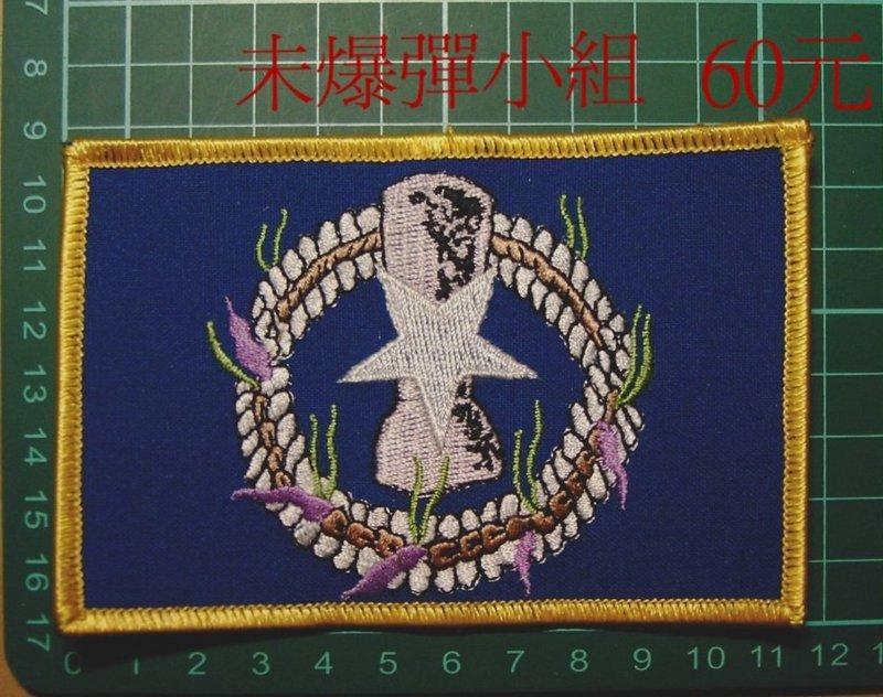 未爆彈小組臂章1-49☆★電繡臂章☆★刺繡臂章☆★識別章☆★軍用品