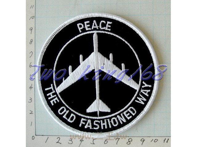 B-52轟炸機飛行員臂章/國外132☆★電繡臂章☆★刺繡臂章☆★轟炸機臂章
