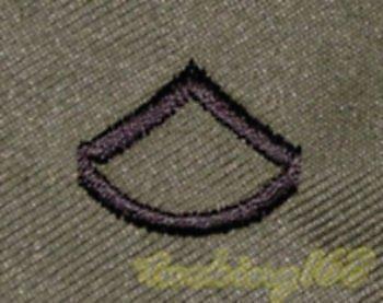 @二王軍警用品@美軍 下士領章/美軍領章12-20-3☆美國 陸軍 叢林迷彩 迷彩服