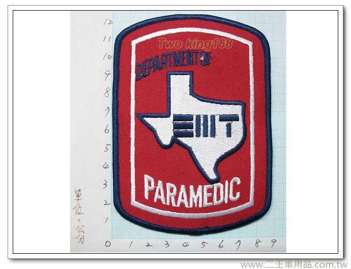 美國德州EMT部門-國外130-30