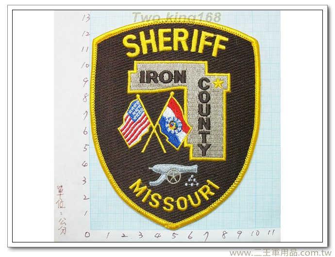 密蘇里洲 鋼鐵郡保安官-國外186
