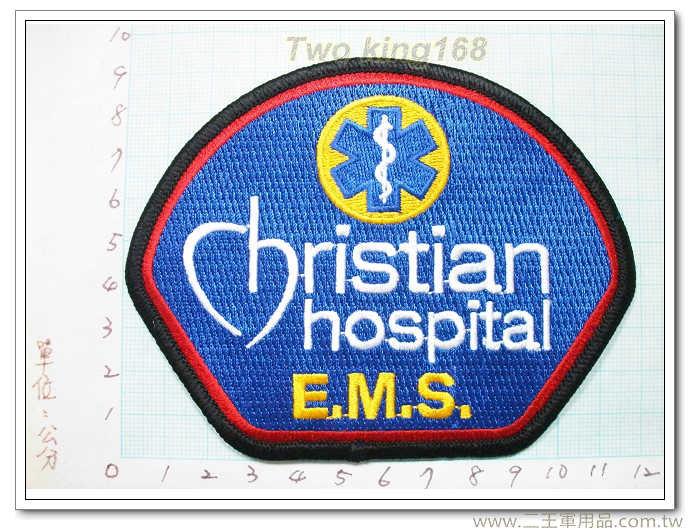 基督醫院緊急醫療小組(ems)-國外352