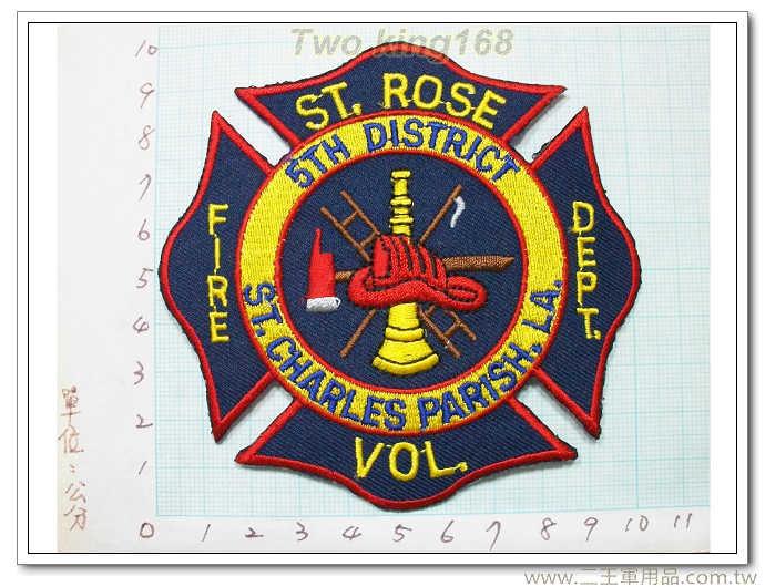 洛杉磯 聖查爾斯王子區消防局-國外200
