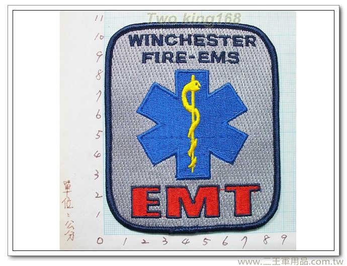 WINCHESTER消防局EMT-國外185