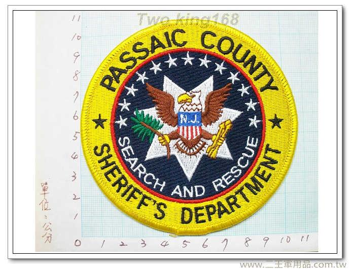 PASSAIC郡保安部-國外172
