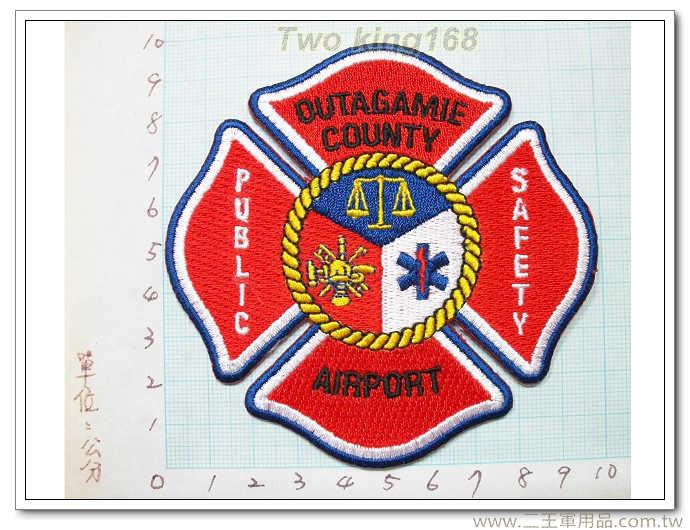OUTAGAMIE郡機場消防部門-國外211