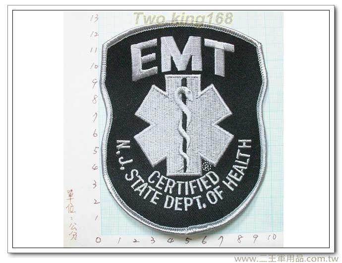 N.J洲衛生局EMT-國外190