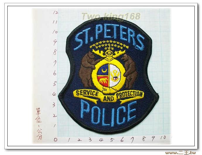 彼得斯警察130-19