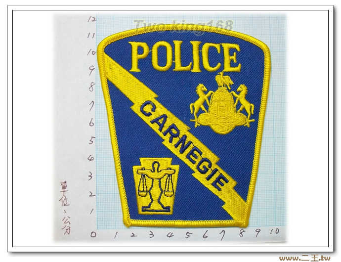 卡內基警察130-9