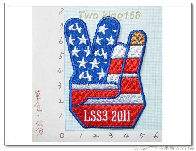 國外臂章-國外386