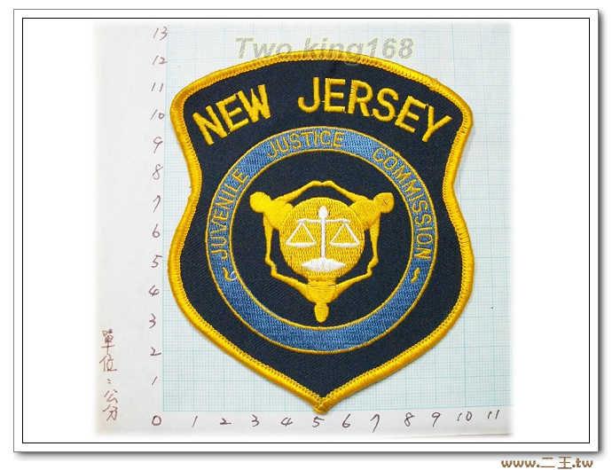 美國新澤西少年司法委員會130-8