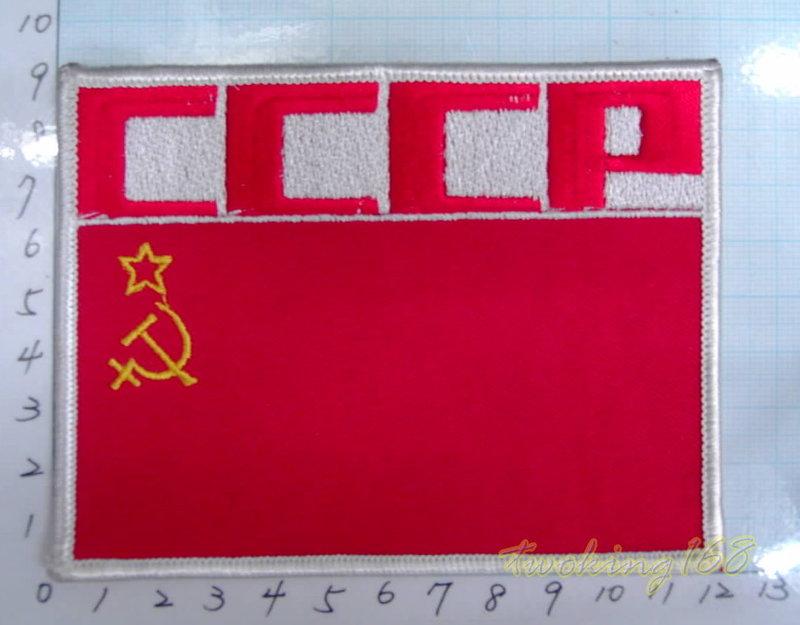 ☆★  ★☆ 蘇聯國旗臂章(CCCP字樣) ☆★ Cosplay ☆★蘇聯軍