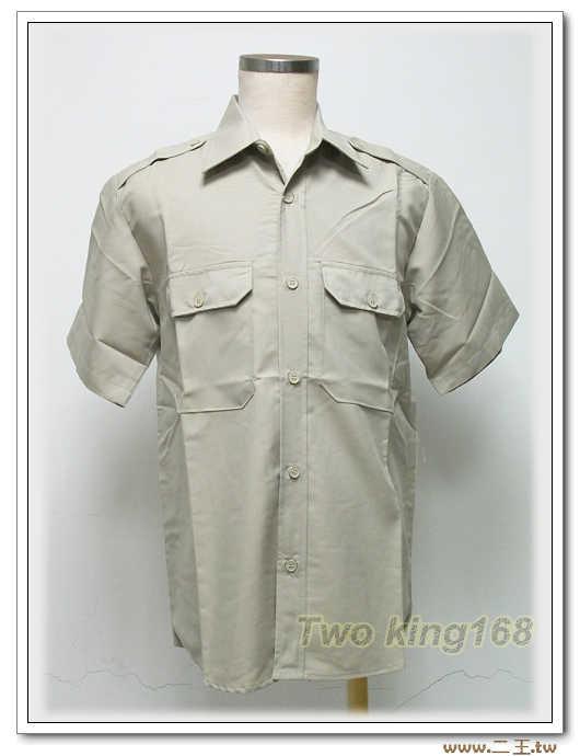 憲兵軍便服短袖