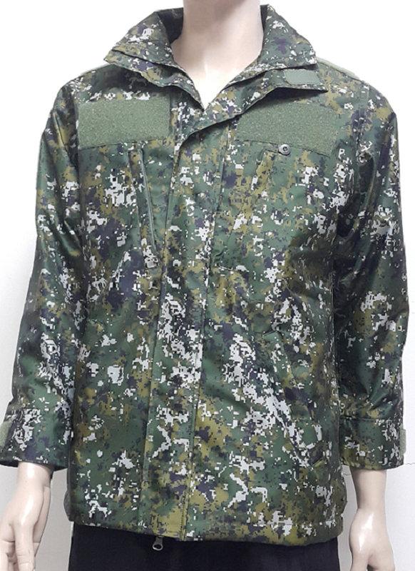 國軍數位迷彩外套夾克-陸軍新式數位迷彩-防寒外套-2000元