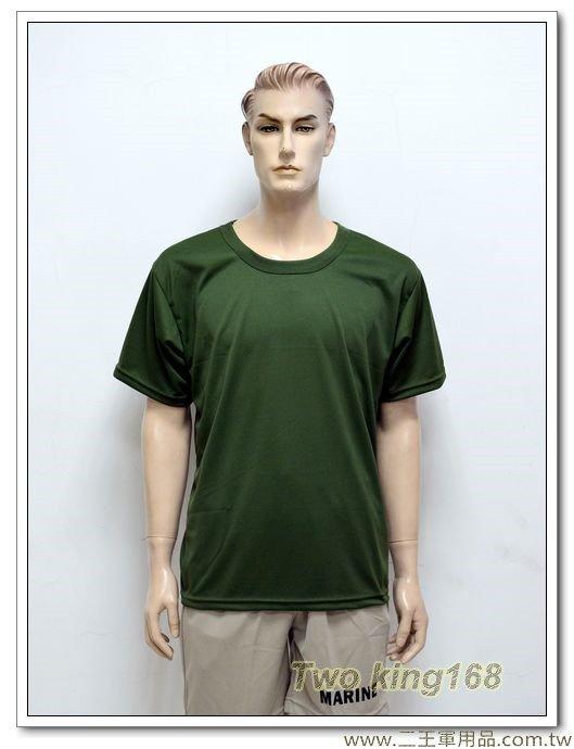 高級陸軍軍綠色排汗內衣-軍用內衣