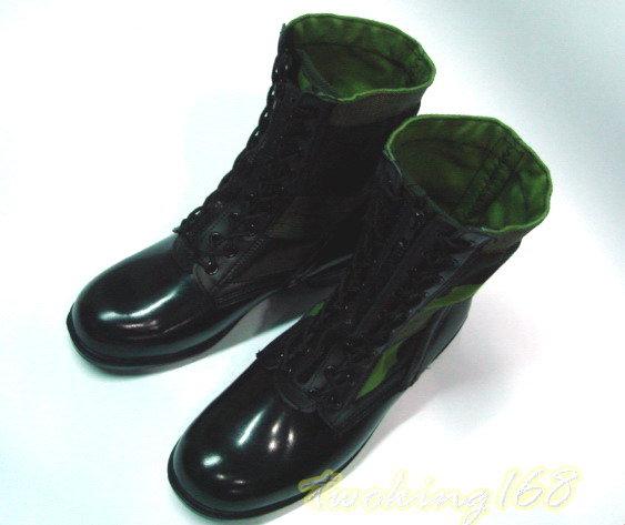 ★☆國軍迷彩戰鬥靴(附拉鍊盤)☆戰鬥靴★☆軍靴★☆陸軍★☆海軍★☆空軍