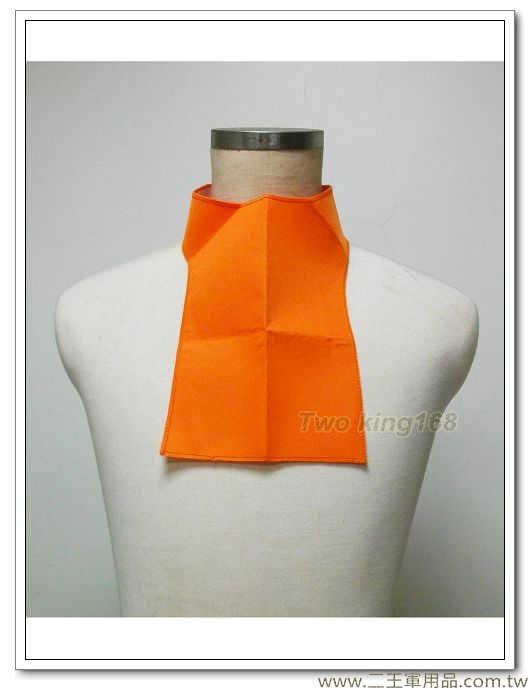 陸航飄帶-軍用領巾-橘色領巾