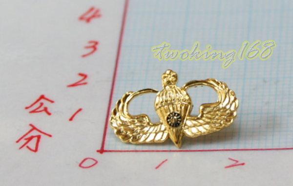 ★☆空特小傘徽-ba4-5☆陸軍★☆軍便服★★國軍 傘兵
