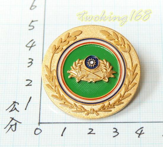 ★☆陸軍士官榮譽徽(10年)ba2-3★國軍 軍裝☆陸軍★軍便服 軍常服