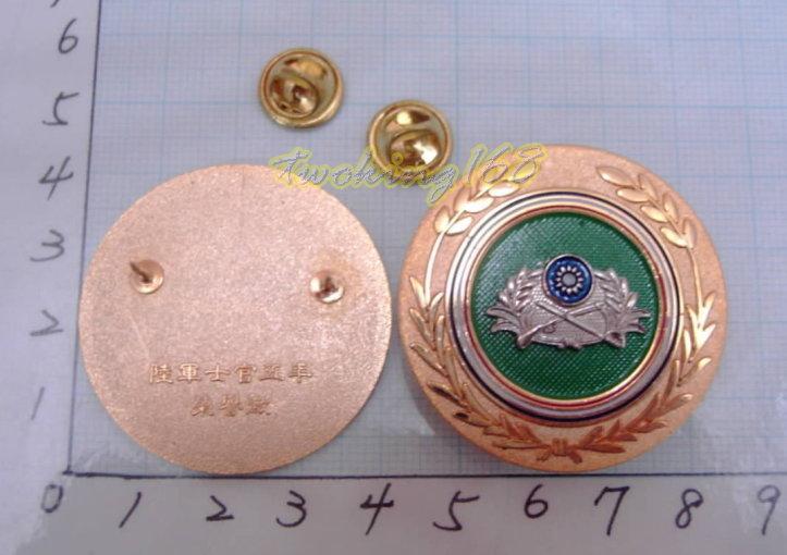 ★☆陸軍士官榮譽徽(5年)ba2-2★國軍 軍裝☆陸軍★軍便服 軍常服