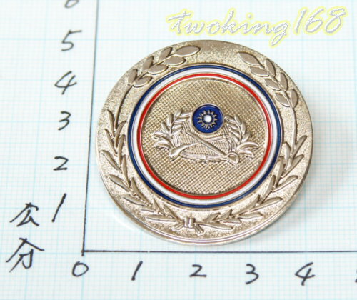 ★☆陸軍士官榮譽徽(3年)ba2-1★國軍 軍裝☆陸軍★軍便服 軍常服