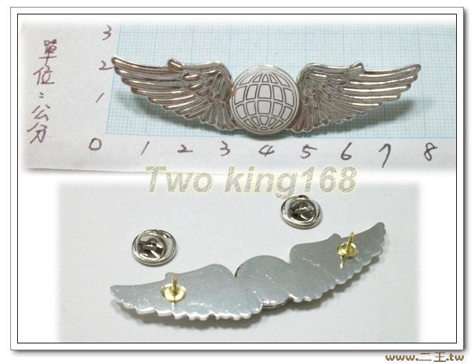 ★☆空軍領航初級飛行胸章(鋁質)bf7-5★★國軍 軍裝☆軍便服 軍常服