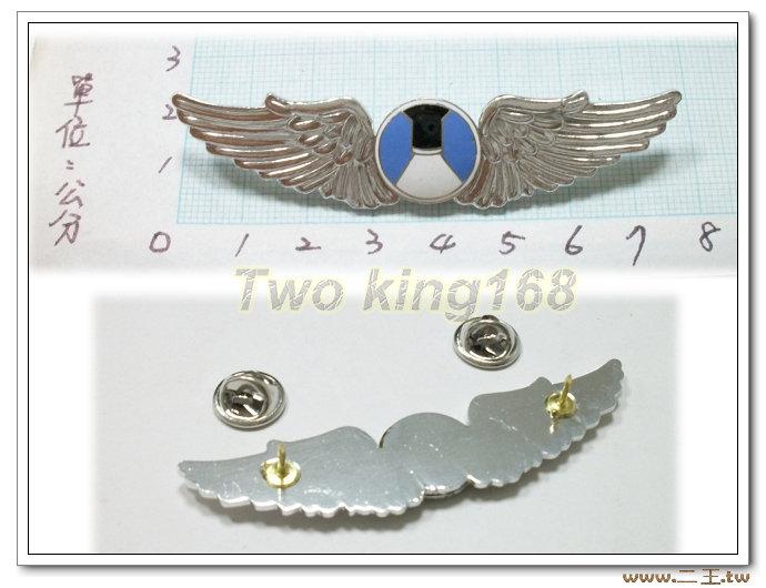 ★☆空軍照相初級飛行胸章(鋁質)bf7-9★★國軍 軍裝☆軍便服 軍常服