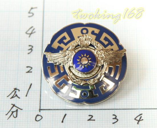 ★☆空軍士官榮譽徽(10年) bf3-3★★國軍 軍裝☆軍便服 軍常服