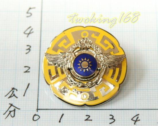 ★☆空軍士官榮譽徽(3年) bf3-1★★國軍 軍裝☆軍便服 軍常服