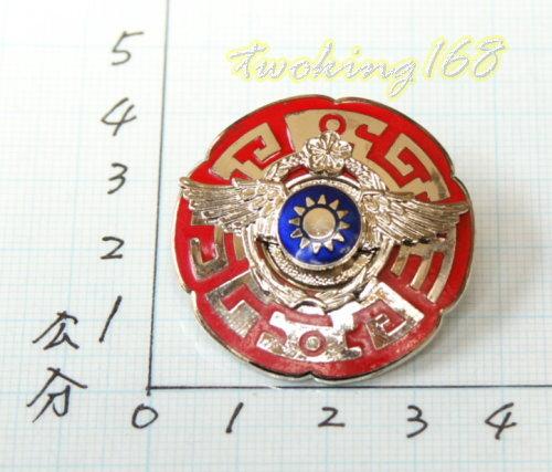 ★☆空軍士官榮譽徽(5年) bf3-2★★國軍 軍裝☆軍便服 軍常服