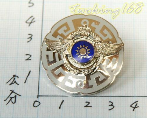 ★☆空軍士官榮譽徽(15年) bf3-4★國軍 軍裝☆軍便服 軍常服